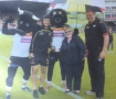 James Bentley U19's POM June 2016 presented by Jen Bennison
